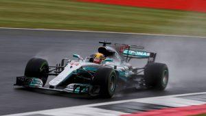 F1 qualifying results: Lewis Hamilton scores historic pole for British Grand Prix at Silverstone