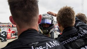 Mercedes F1 team boss is '90 percent ready' to re-sign Bottas for 2018