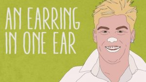 Test Match Special: Pint-Sized Shane Warne 'ball of the century'
