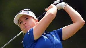 England's Ewart Shadoff one stroke off Women's PGA lead
