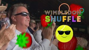 Wimbledon 2017: Dimitrov's splits, Hacker, a hawk and LVG in day four funnies