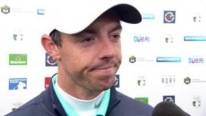 McIlroy frustrated by Irish Open performance