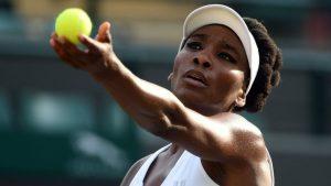 Venus Williams 'drove lawfully' during crash