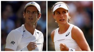 Murray & Konta target quarter-finals on Wimbledon's 'Manic Monday'