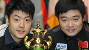 Snooker World Cup: China A beat England to win