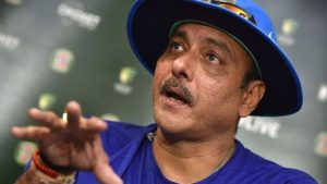 Ravi Shastri: Former all-rounder named India coach until 2019