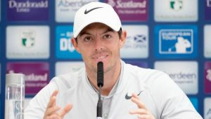 I am close to first win of 2017 – McIlroy