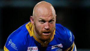 Keith Galloway: Injured Leeds Rhinos prop to miss rest of season