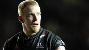 Tom Olbison: Widnes Vikings second row signs new deal