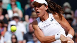 Johanna Konta: 'Room for improvement' despite Wimbledon semi-final