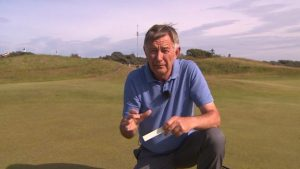 The Open 17: Ken Brown looks at why golf holes are four-and-a-quarter inches