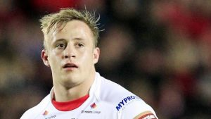 Super League: Leigh Centurions v Salford Red Devils
