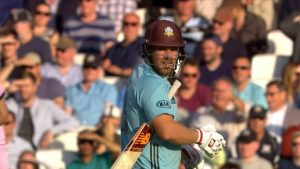 T20 Blast: Kevin Pietersen involved in run-out for Surrey against Middlesex