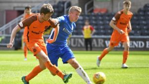 Dundee United continue winning League Cup start