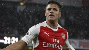 Gossip: Sanchez willing to take pay cut to join Man City