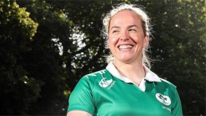 Niamh Briggs: Ireland captain says hosts will embrace World Cup home advantage