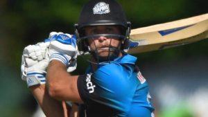 Six-hitter Whiteley deserves England chance, says Rhodes