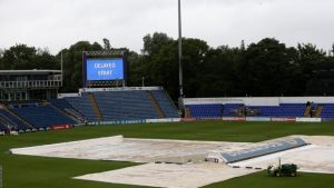 T20 Blast: Durham claim first win and Hampshire beat Gloucestershire on rain-disrupted evening.