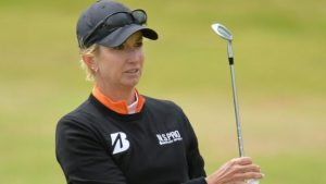 Ladies' Scottish Open 2017: Karrie Webb & Kim Sei-young lead after third round
