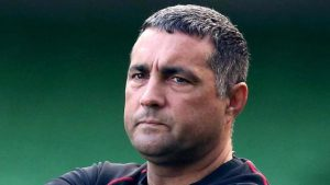 Ex-Ireland scrum-half Bradley named Zebre head coach