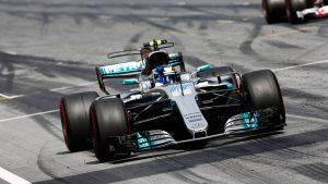 Complete results: Valtteri Bottas, Mercedes win F1 Austrian Grand Prix