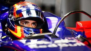 Toro Rosso's Carlos Sainz Jr. denies F1 midseason move to Renault is in the works