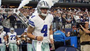 Charles Haley says Cowboys quarterback Dak Prescott reminds him of Joe Montana