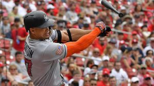 Rumor Buy or Sell: Would the Marlins trade Giancarlo Stanton?