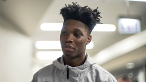 Five-star Miami freshman Lonnie Walker suffers torn meniscus during practice