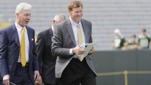 Packers president wants fans excited about possible Super Bowl in Vikings stadium