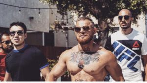 LOOK: Conor McGregor imposter fools crowds of unsuspecting people at the beach