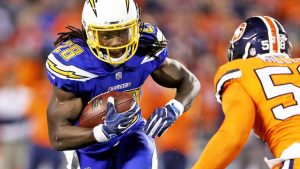 Melvin Gordon wants a Super Bowl because 'Father Time is coming' for Rivers, Gates