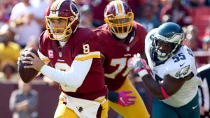 Source: QB Cousins open to deal after season
