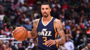 Sources: Knicks high on George Hill; talk to Rockets about Carmelo trade