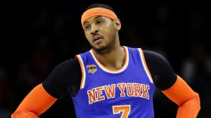 Sources: Knicks put Melo trade talks on hold