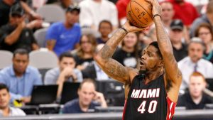 Heat's Mr. 305: Haslem returning for 15th year