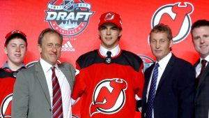 Devils sign No. 1 overall pick Hischier
