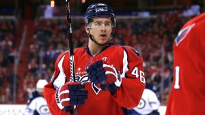 Coyotes sign former Caps F Latta to 1-year deal