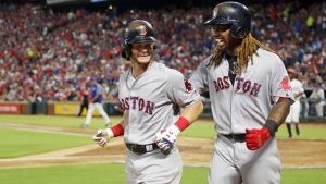 Forget the hype, Andrew Benintendi is following his own trend