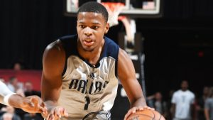 Introducing Dennis Smith Jr., the future face of the Mavericks