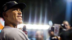 All Rise! Behind the scenes with All-Star Aaron Judge