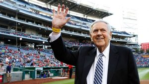 Legendary broadcaster Bob Wolff dies at 96