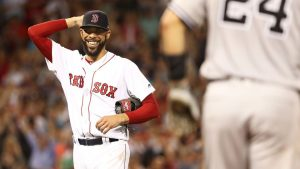 David Price rises to the occasion for Red Sox