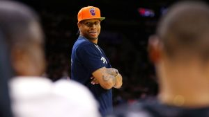 Iverson unexpected no-show at BIG3 game