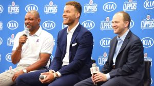 Clippers' Griffin: Returning to L.A. a 'no-brainer'