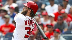 Nats tie record with 5 homers in one inning