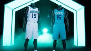 The Hornets unleash their new Nike look