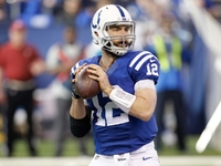Colts GM: Andrew Luck to open training camp on PUP