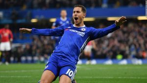 Eden Hazard 'has capacity to win' Ballon d'Or