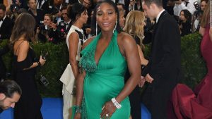 Serena Williams on pregnancy, power and race